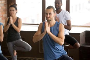 beginner yoga 2