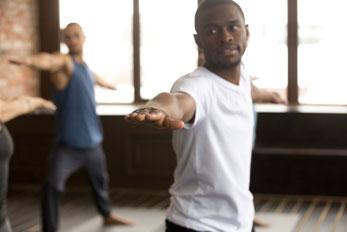 intermediate / advanced yoga
